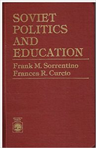 Book Cover: Soviet Politics and Education